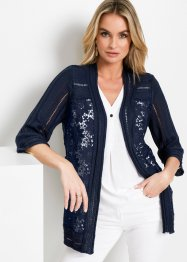 Cardigan med spets, bpc selection