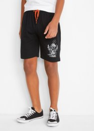 Trikåshorts för pojkar (2-pack), bpc bonprix collection