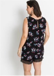 Playsuit med spets, BODYFLIRT