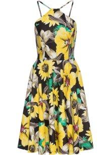 Köp Gula halterneckklänningar för Kvinna Online | FASHIOLA.se