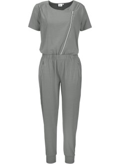 Jumpsuit, kortärmad, bpc bonprix collection