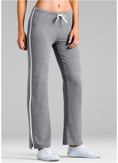 Joggingbyxa, lång (2-pack), bpc bonprix collection