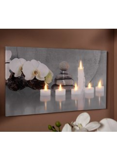 "Canvas med LED-belysning ""Relax"", bpc living bonprix collection"