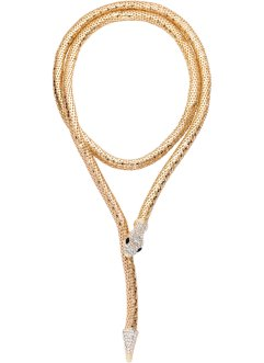 Halsband, orm, bpc bonprix collection, guldfärgad
