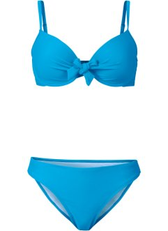 Bygelbikini (2 delar), bpc bonprix collection, turkos