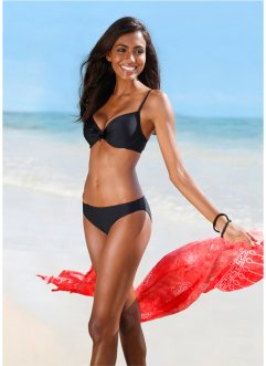 Bygelbikini (2 delar), bpc bonprix collection, svart