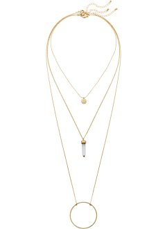 Set med halsband (3 delar), bpc bonprix collection