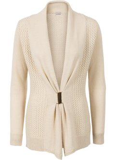 Stickad cardigan, BODYFLIRT boutique