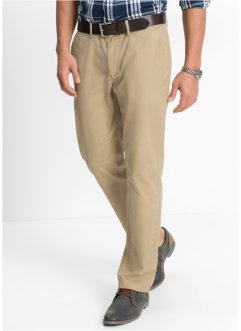 Chinos, normal passform, bpc bonprix collection, beige