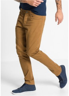 Stretchbyxa slim fit straight, RAINBOW