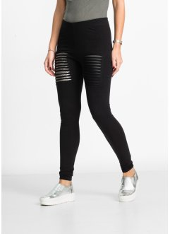 Leggings med cut-outs, RAINBOW