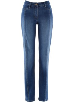 Stretchjeans med justerbar linning, bpc bonprix collection