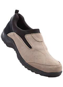 Skinnslipper, bpc bonprix collection, sandbeige