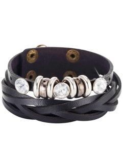 Armband Elisa, bpc bonprix collection, svart