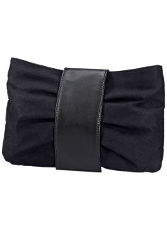 "Clutch ""Beatrice"", bpc bonprix collection, svart"