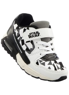 """STAR WARS"" sneakers, bpc bonprix collection, svart/vit/grå"