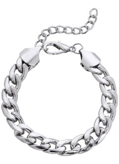 Pansararmband, bpc bonprix collection, silverfärgat