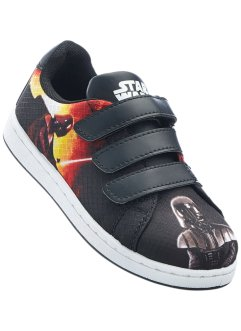 """STAR WARS"" sneakers, bpc bonprix collection, svart/röd"