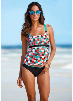 Minimizer tankini (2 delar), bpc bonprix collection