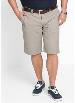 Chinosbermudas, normal passform, bpc bonprix collection, sten
