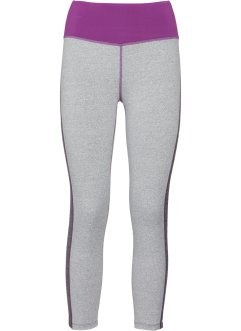 Träningsleggings, trekvartslängd, bpc bonprix collection