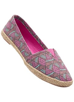 Espadrillos, bpc bonprix collection, pink