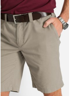 Chinosbermudas, normal passform, bpc bonprix collection, svart