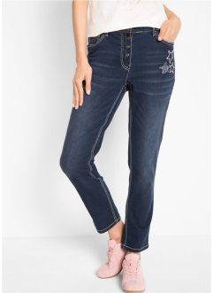 7/8-boyfriendjeans i stretch, bpc bonprix collection