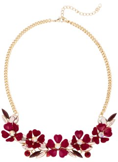 Halsband i blomlook, bpc bonprix collection