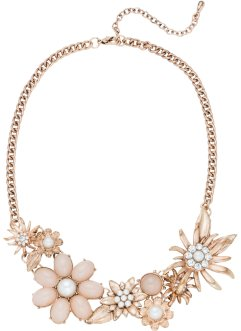 Halsband med blommor, bpc bonprix collection