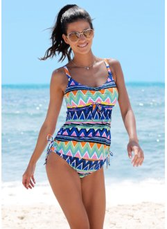 Minimizer-tankini, med bygel (2 delar), bpc bonprix collection