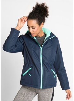 3-i-1-funktionsjacka, innerjacka i mysig fleece, bpc bonprix collection