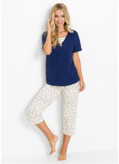 Pyjamas med 7/8-byxa, bpc selection
