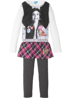SOY LUNA-outfit (3 delar), bpc bonprix collection
