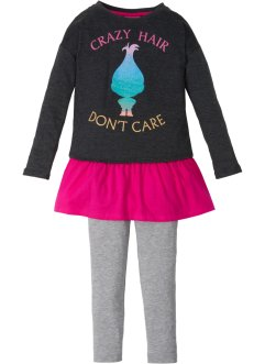 TROLLS-outfit (2 delar), Trolls the Movie