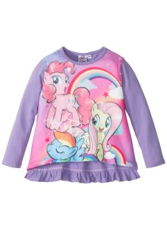 "Lång ""MY LITTLE PONY"" topp med rysch, My little Pony"