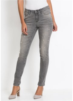 Smala jeans med dekorationer, BODYFLIRT