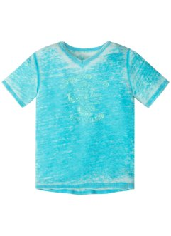 T-shirt med used-look, bpc bonprix collection
