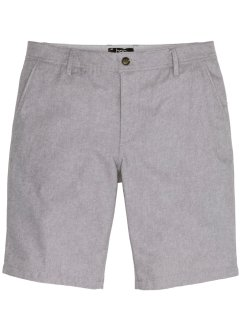 Bermudas med uppvikbara benslut, normal passform, bpc bonprix collection