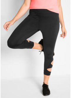 Yogaleggings, långa, nivå 1, bpc bonprix collection