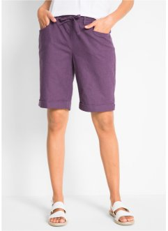 Linnebermudas, bpc bonprix collection