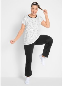 T-shirt och yogabyxa i set, bpc bonprix collection