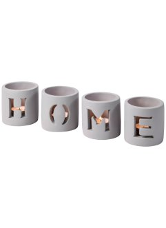 "Ljusstake ""HOME"", bpc living bonprix collection"