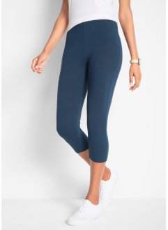 Stretchiga caprileggings (2-pack), bpc bonprix collection