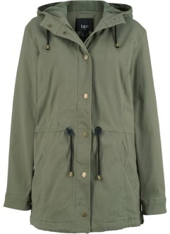 Parkas med reglerbar vidd, bpc bonprix collection