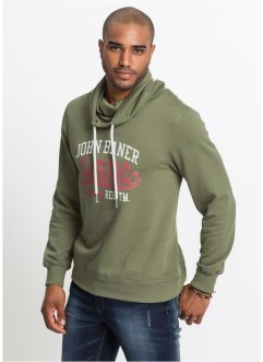 Sweatshirt, normal passform, John Baner JEANSWEAR