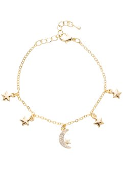 Armband med Swarovski®-kristaller, bpc bonprix collection