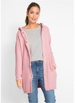 Fluffig lång cardigan, bpc bonprix collection
