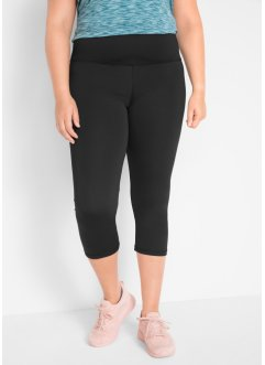 Formande sportleggings, 3/4-längd, nivå 2, bpc bonprix collection