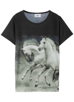 T-shirt med fotomotiv, bpc bonprix collection